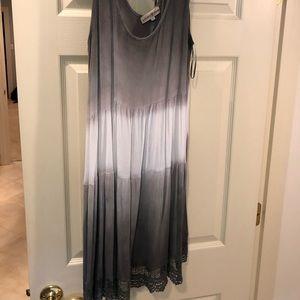 Altar'd State Grey Dress
